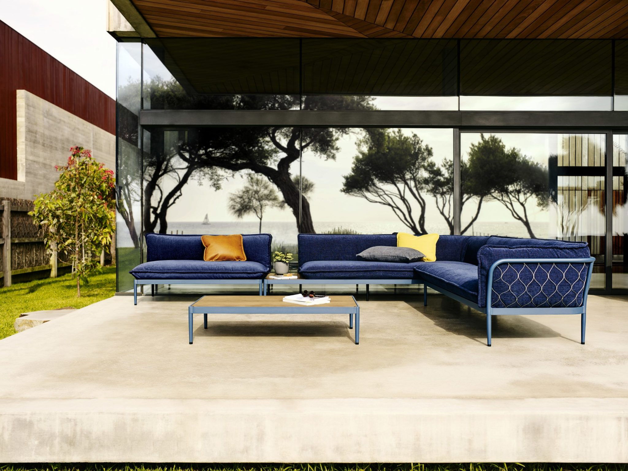 Luxury Outdoor Modular Lounge