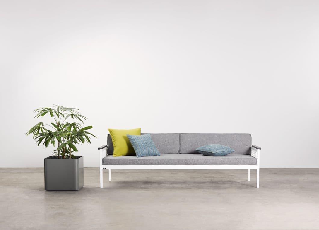 Premium Outdoor Upholstered Sofa