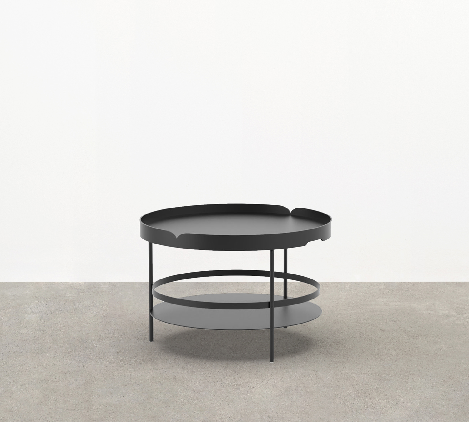 premium outdoor coffee table with tray top