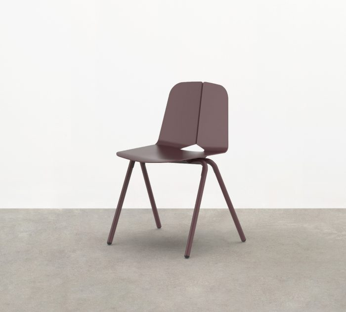 commercial grade outdoor stacking chair