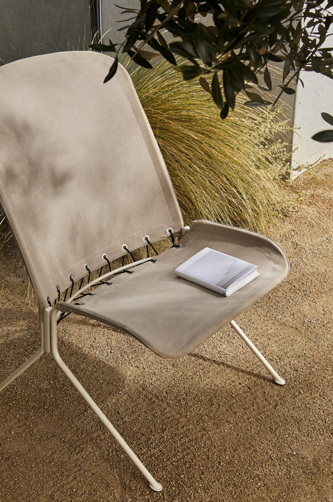 Tait_Zephyr Lounger Outdoor Lounge Chair